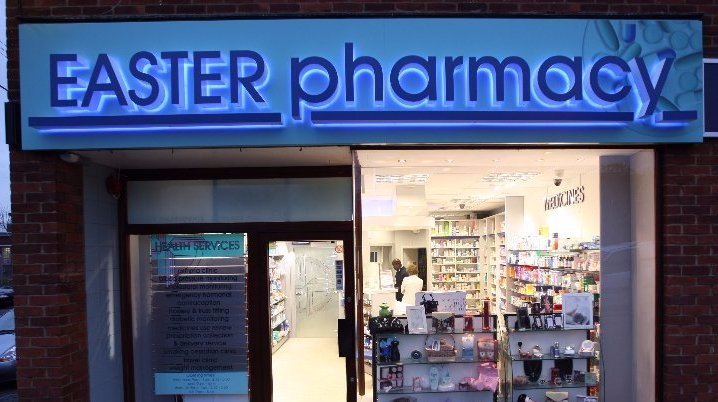 Easter Pharmacy Buckhurst Hill Essex - Pharmacies in Buckhurst Hill