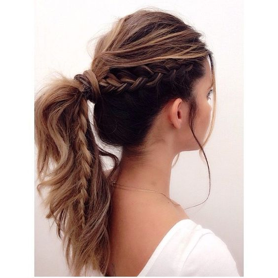 10 Pretty And Practical Hairstyles For Work Your World Healthcare Uk