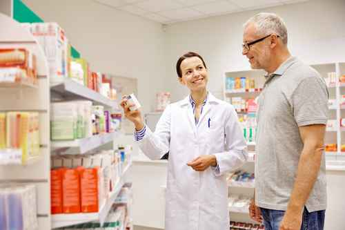 Minor illness treatment from your pharmacist