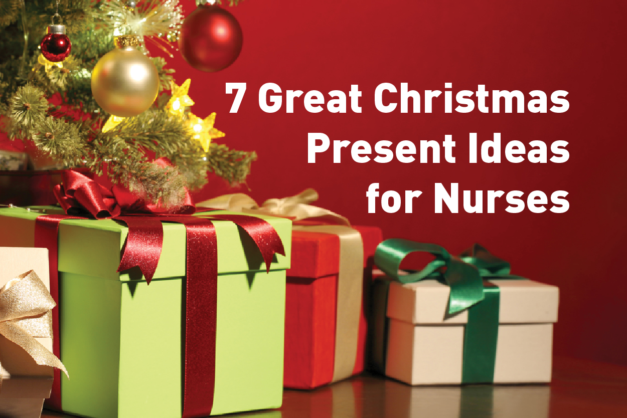 Struggling to find a nurse the right Christmas present?