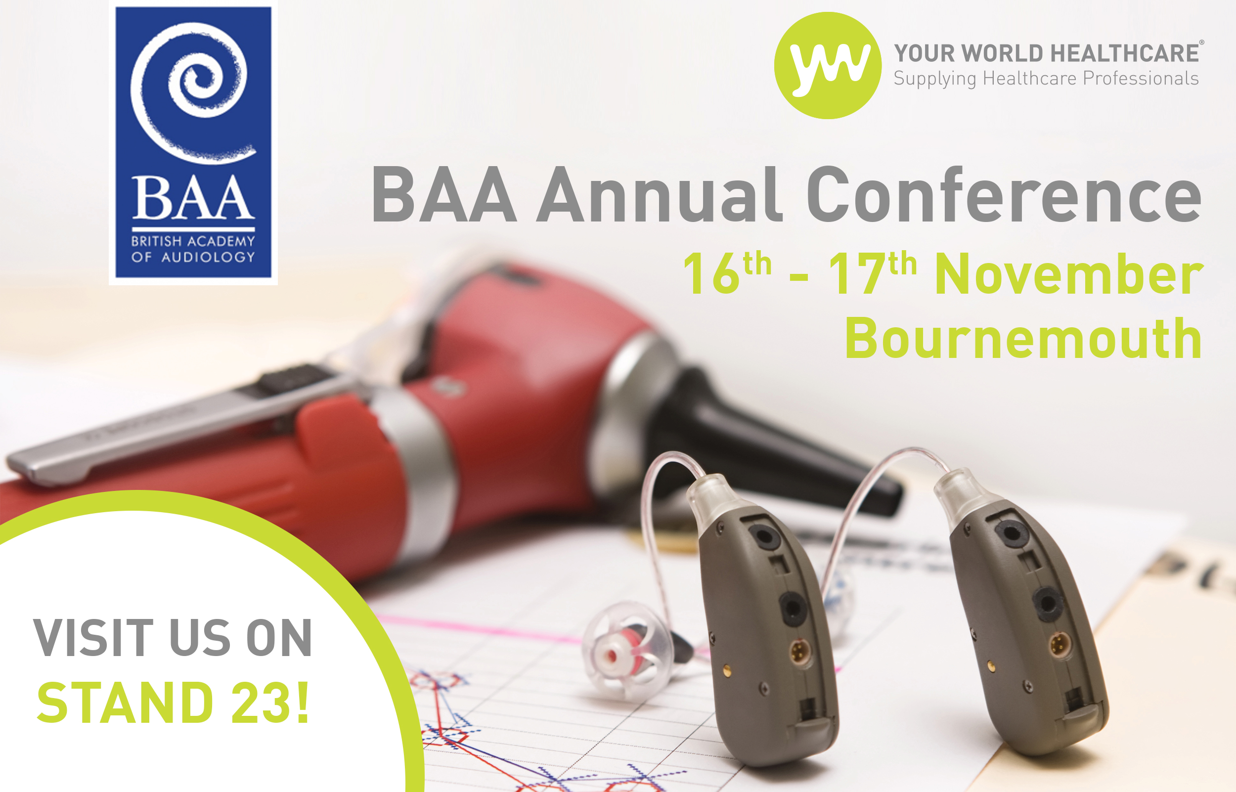 It's time for the BAA Conference!