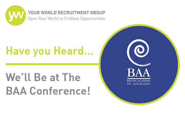 We're Exhibiting at the BAA Conference on 10th & 11th November!