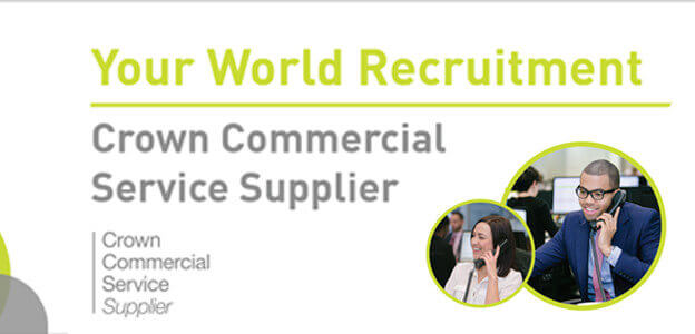 Your World Recruitment - Crown Commercial Service Supplier
