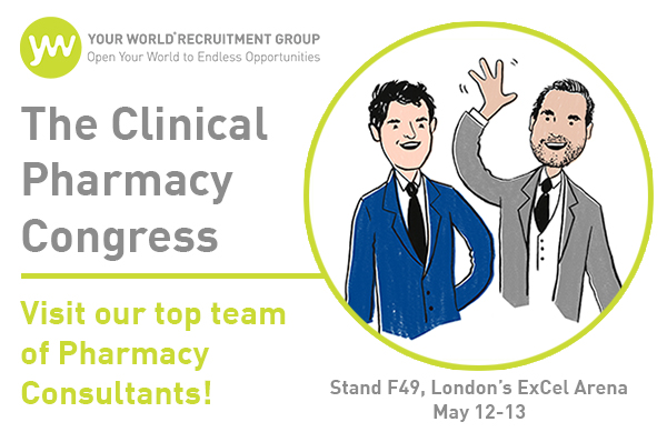 We'll See You at The Clinical Pharmacy Congress