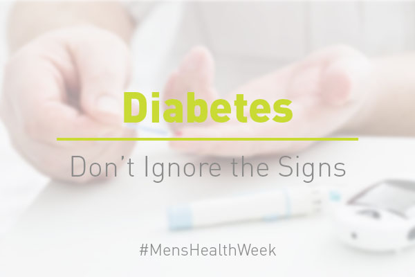Why Men Should Never Ignore the Symptoms of Diabetes