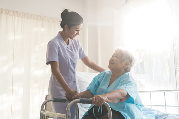 Dispelling the myths: find permanent aged care jobs with Your World