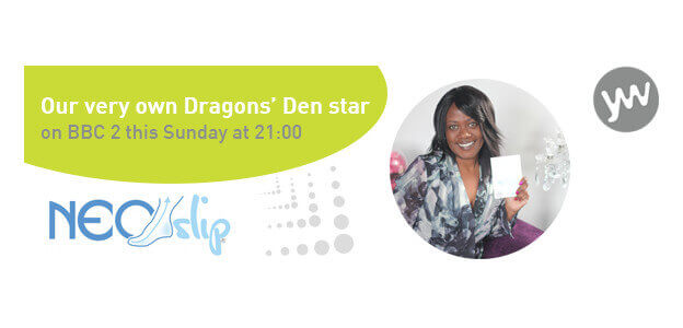 Our very own Dragons' Den star – on BBC 2 this Sunday at 21:00