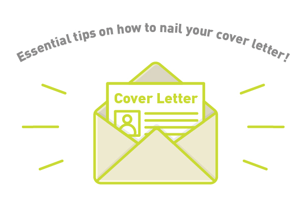 everything you need to know to write a cover letter your world
