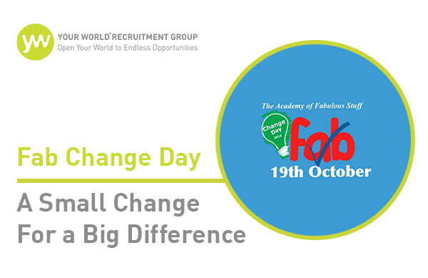 Fab Change Day - 19th October 2016