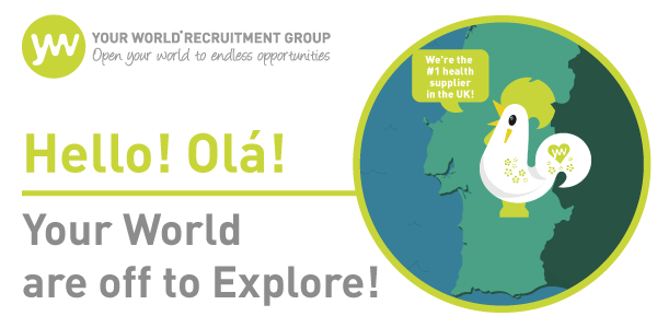 Your World Are Exploring Portugal!