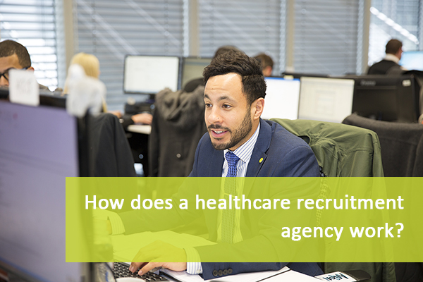 How does a recruitment agency work?