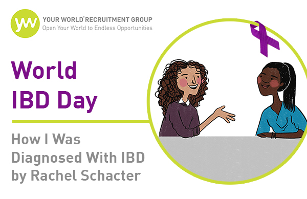 World IBD Day - How I was Diagnosed with IBD