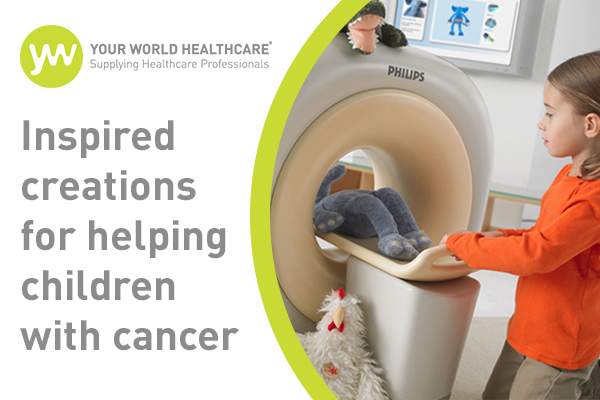Amazing ideas to help children with cancer during treatment