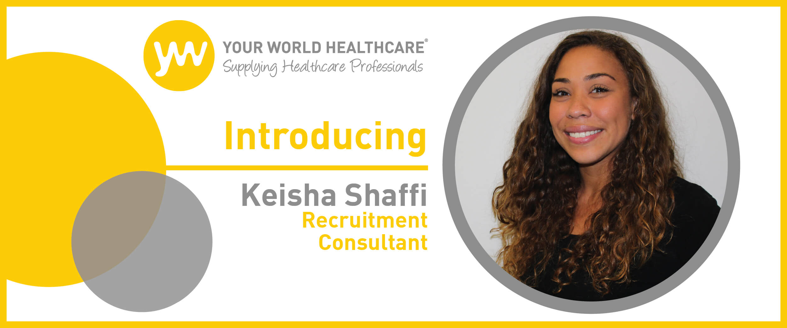 Introducing: Keisha Staffi