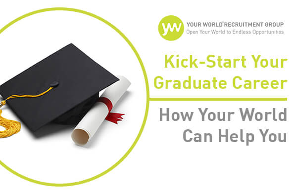 Kick-Start Your Graduate Career