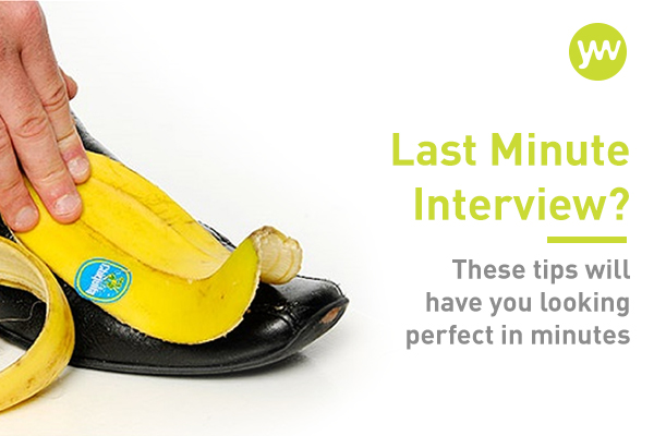 You can shine your shoes with a banana !?