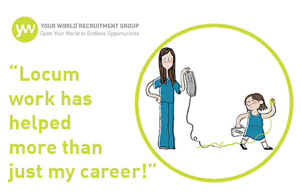 Locum Work Has Helped More than Just My Career!