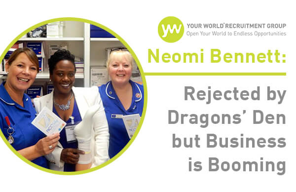 Rejected on Dragons' Den but Business is Booming!