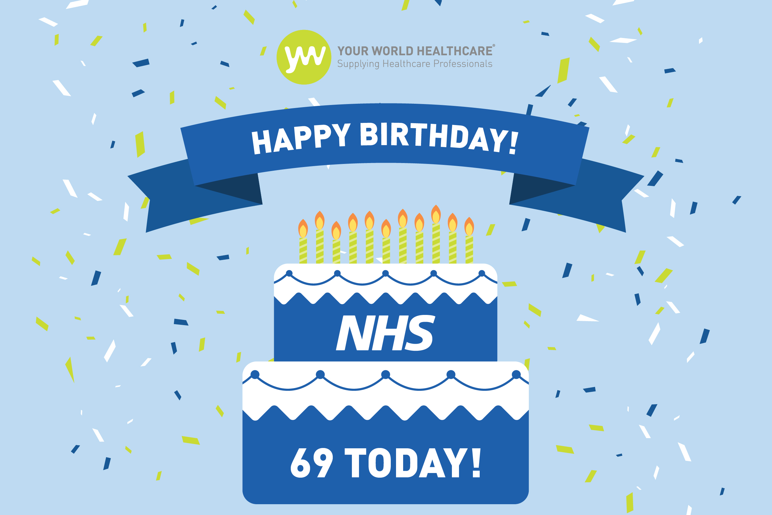 Happy 69th Birthday to the NHS!