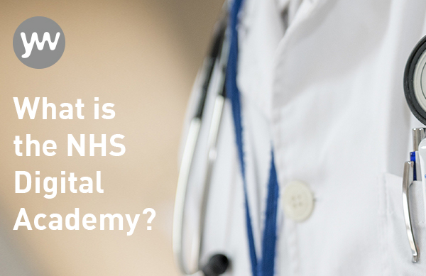 What is the NHS Digital Academy?