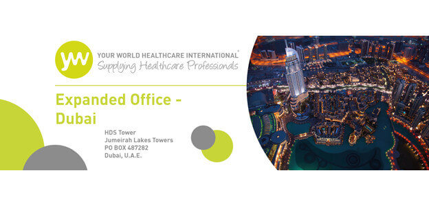Our Expanded Office In Dubai