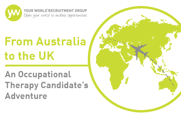 From Australia to the United Kingdom: An OT Candidate's Adventure