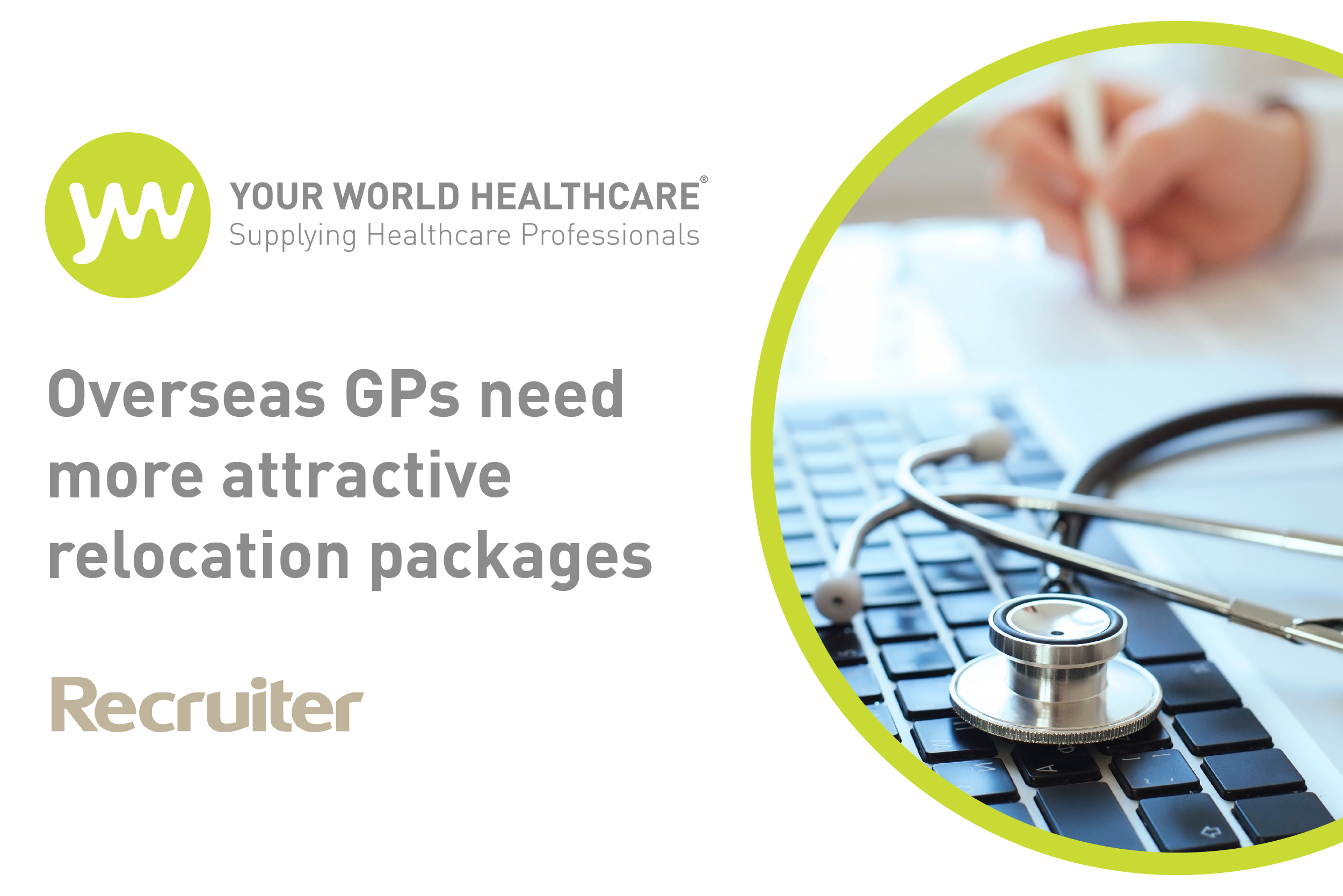 Overseas GPs need more attractive relocation packages