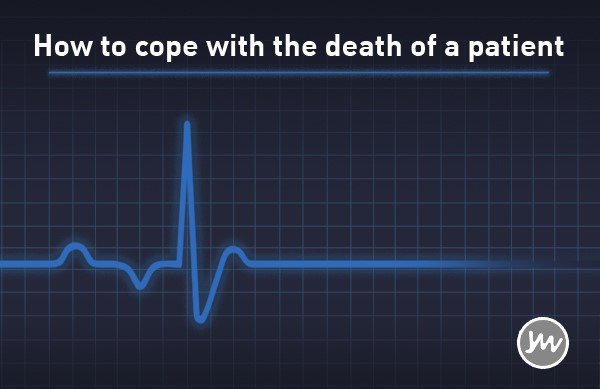 Advice for coping with patient death