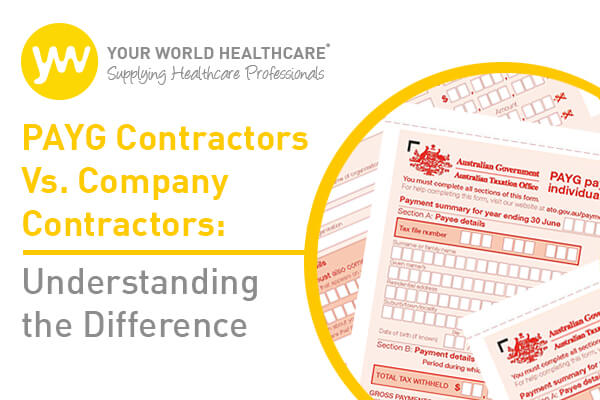 PAYG Contractor or Company Contractor?