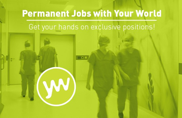 Permanent Jobs with Your World