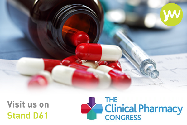 It's time for the Clinical Pharmacy Congress!