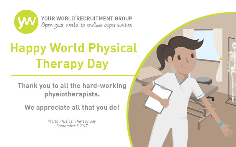 Happy World Physical Therapy Day!