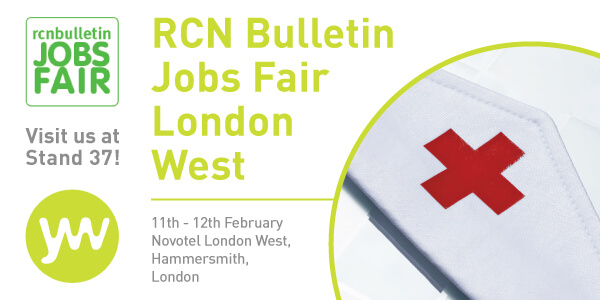 RCN Bulletin Jobs Fair London West: 11 - 12 February 2016