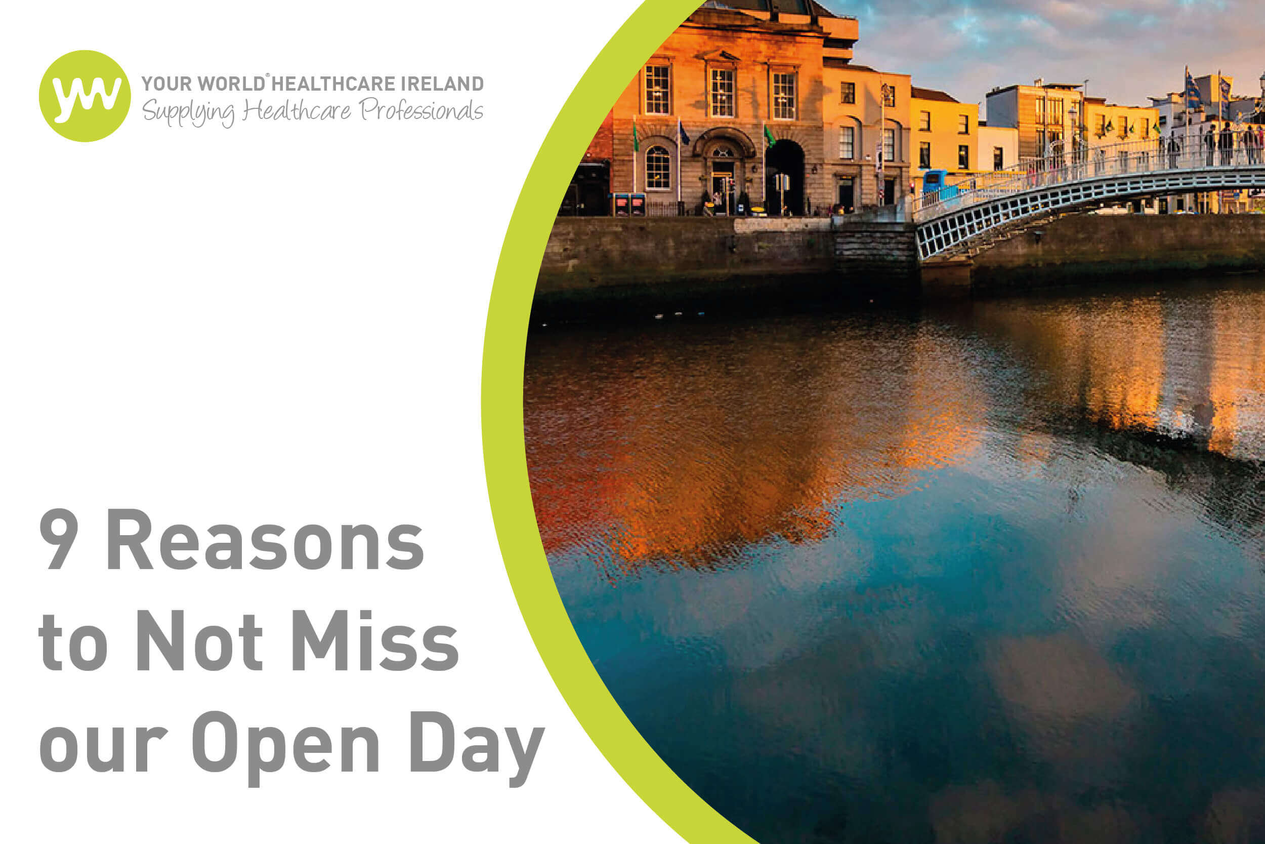 9 Reasons to Not Miss Our Open Day!