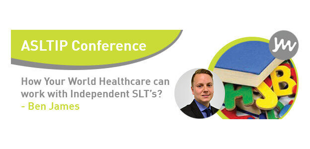 ASLTIP Conference – How Your World Healthcare can work with Independent SLT's?
