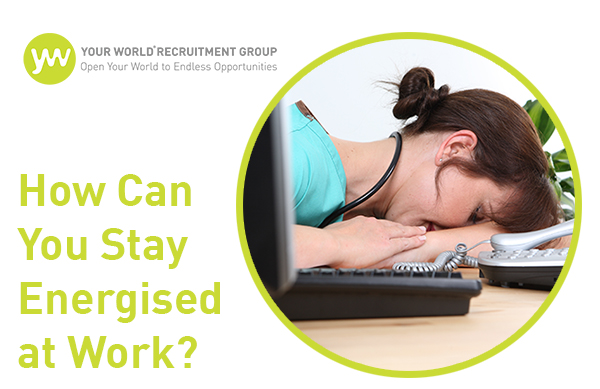 Struggling to Stay Awake at Work? Wake Up with This Simple Solution...