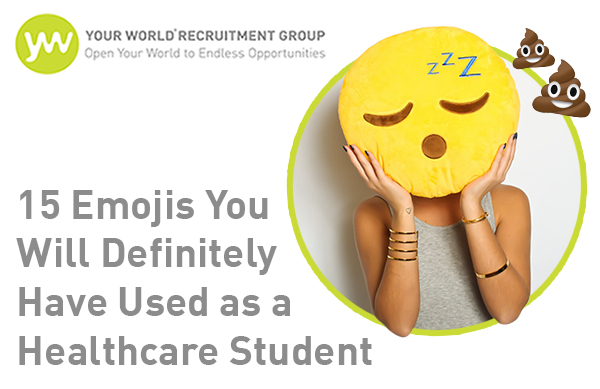 15 Emojis You Have Definitely Used if You're a Healthcare Student