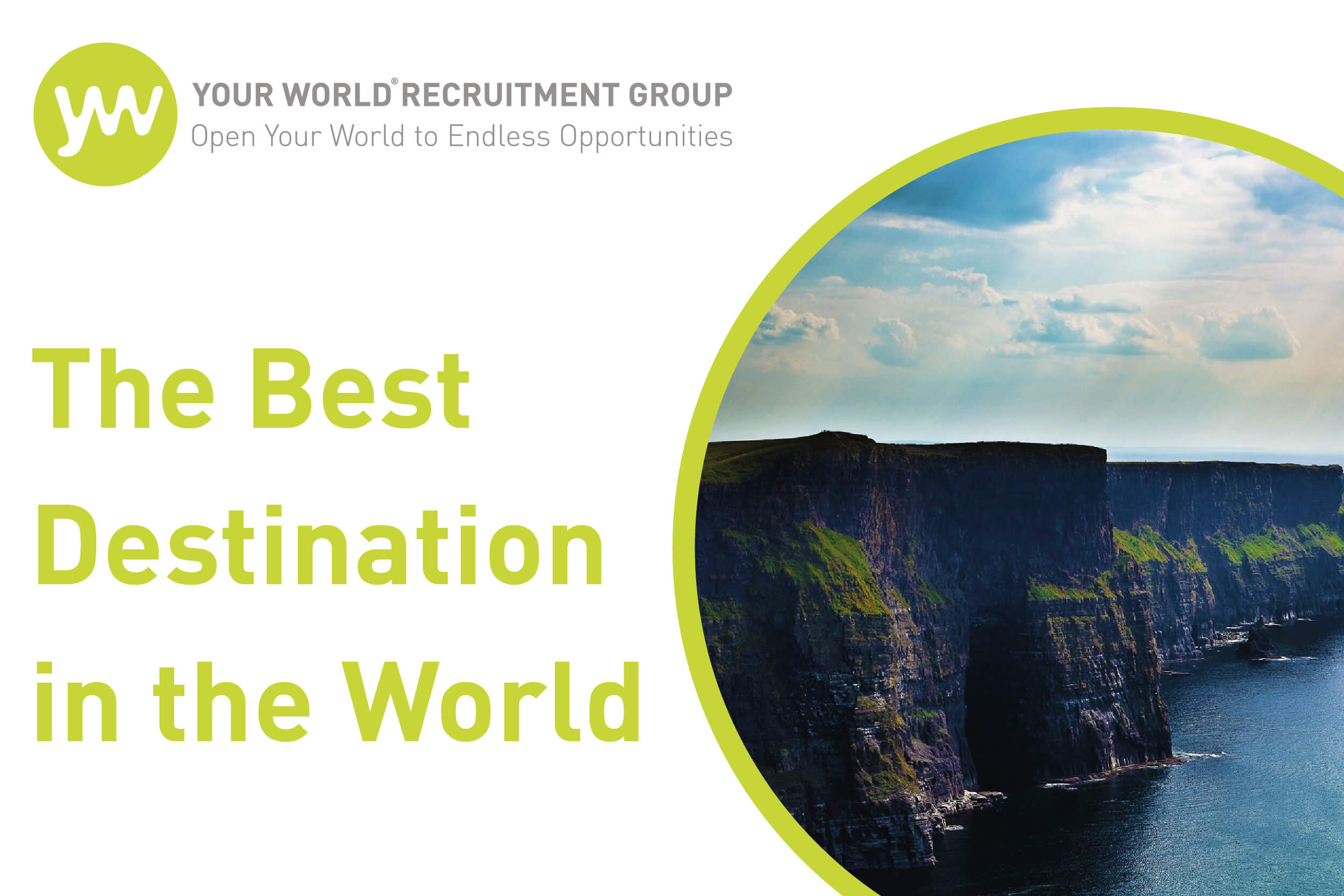 Ireland Given 'Best International Destination' Title