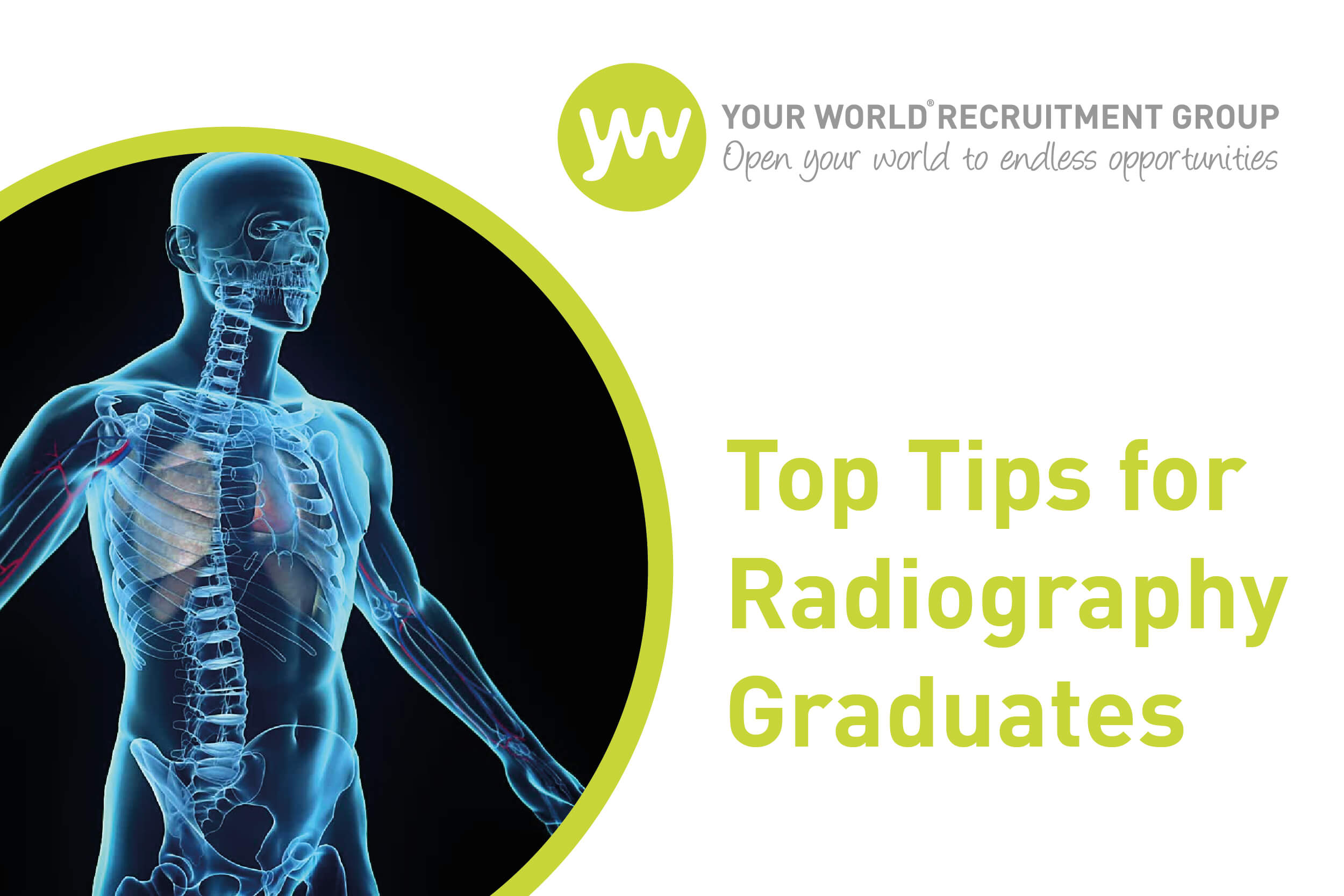 Top Tips for Radiography Graduates