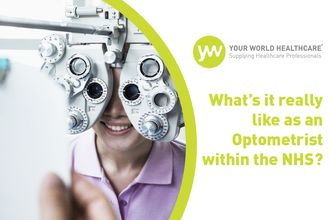 What's it really like as an Optometrist within the NHS?