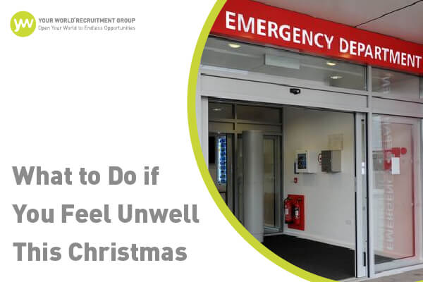 What to Do if You Feel Unwell This Christmas