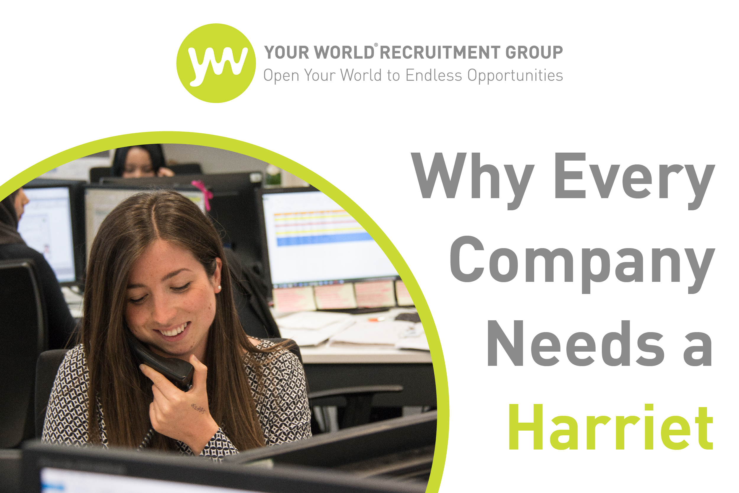 Why Every Company Needs a Harriet