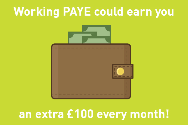 Why should I choose PAYE?