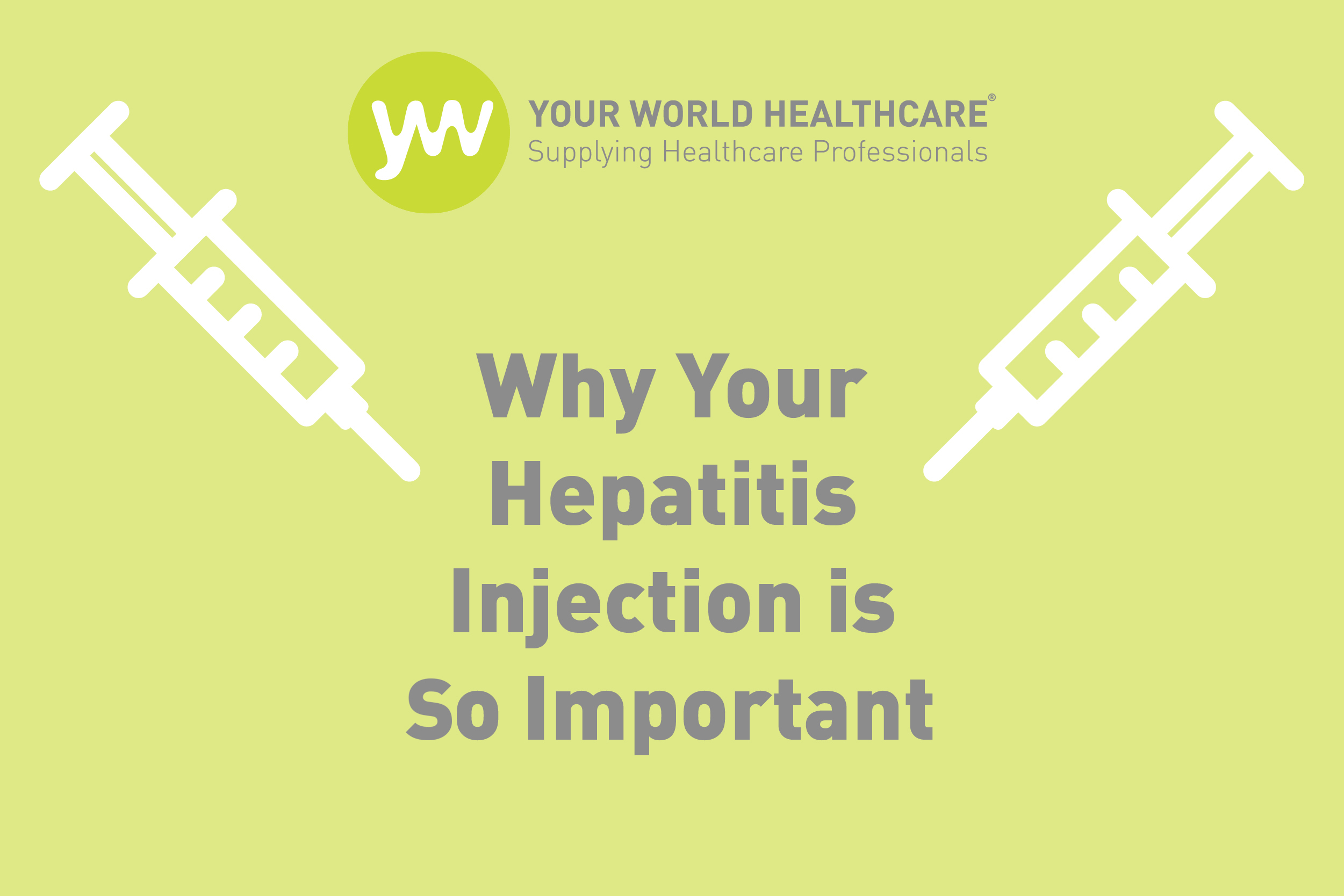 Why Your Hepatitis Injection is So Important