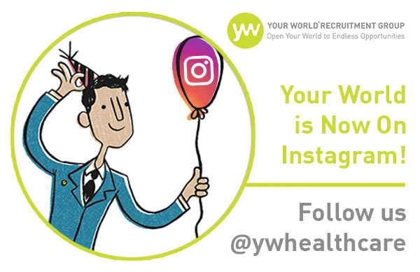 Your World is Now on Instagram!